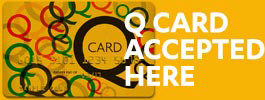 Q Card promo